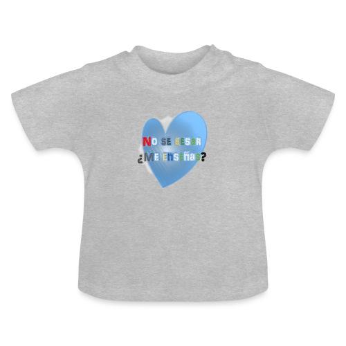 besos - Camiseta bebé