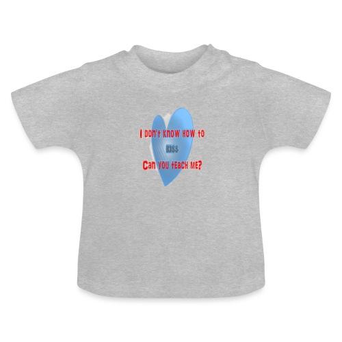 kiss - Camiseta bebé