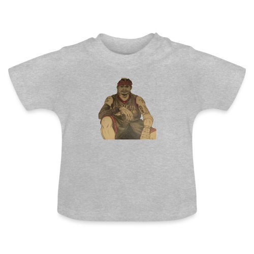 jugador - Camiseta bebé