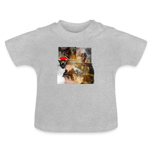Firefighter - Baby T-Shirt