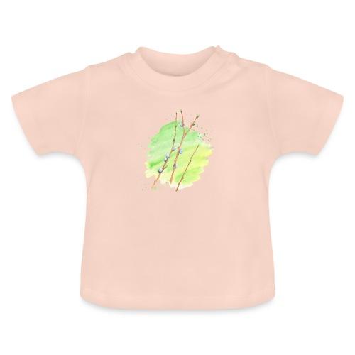 Weidenkätzchen - Baby T-Shirt