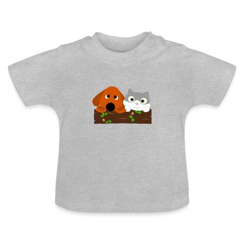 Hund & Katz - Baby T-Shirt