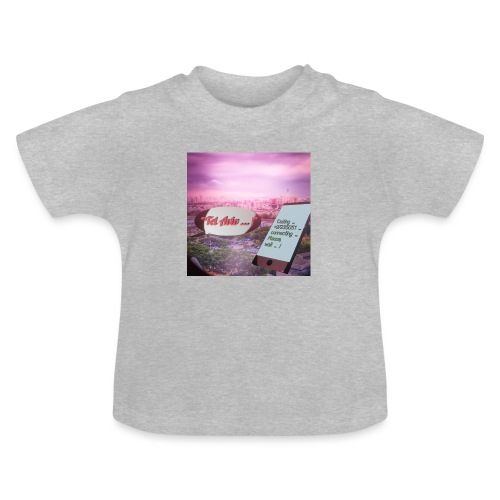 Tal Aviv is calling - traumhafter Sehnsuchtsort - Baby T-Shirt