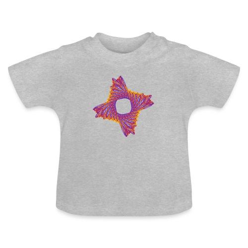 rotierendes Lebensfeuer 12162bry - Baby T-Shirt