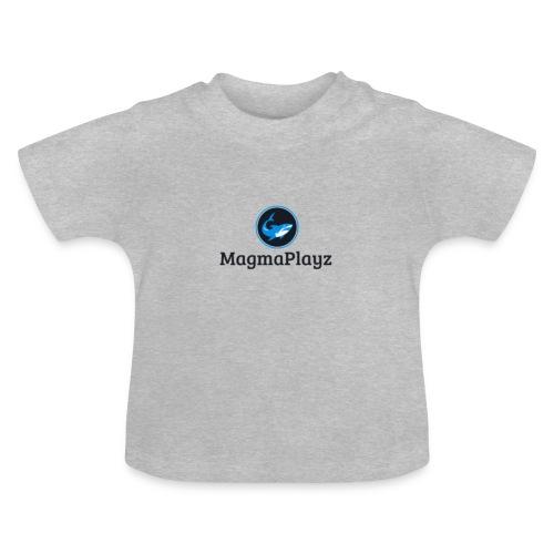 MagmaPlayz shark - Baby T-shirt
