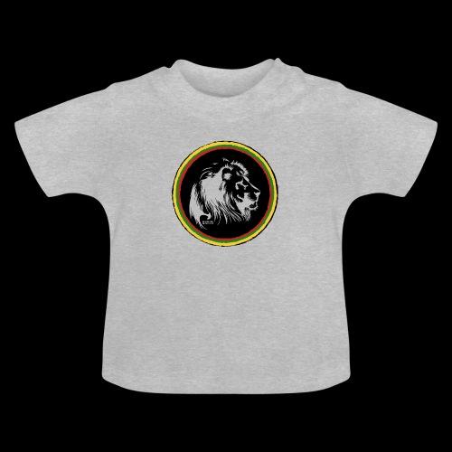 LION HEAD SISSOR CUT UNDERGROUND SOUNDSYSTEM - Baby T-Shirt