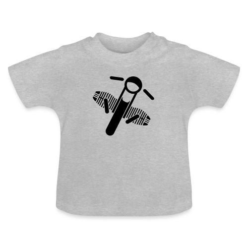 Motorrad Fahrer Shirt Boxerbike - Baby T-Shirt