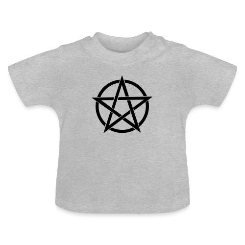Pentagramme Wicca - T-shirt Bébé