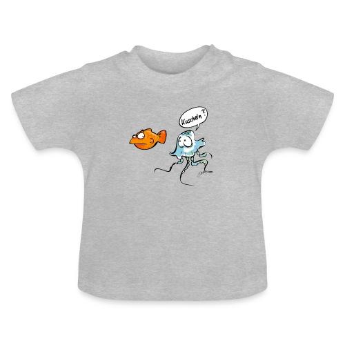 Kuscheln? - Baby T-Shirt