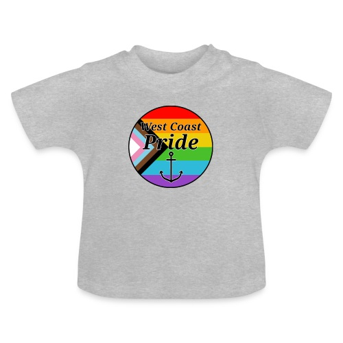 progressive pride flag - Baby T-shirt