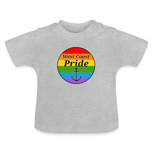 rainbow pride flag - Baby T-shirt