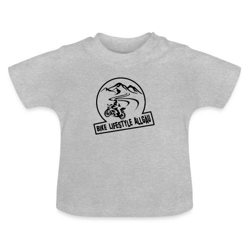 Logo - Schwarz - Baby T-Shirt