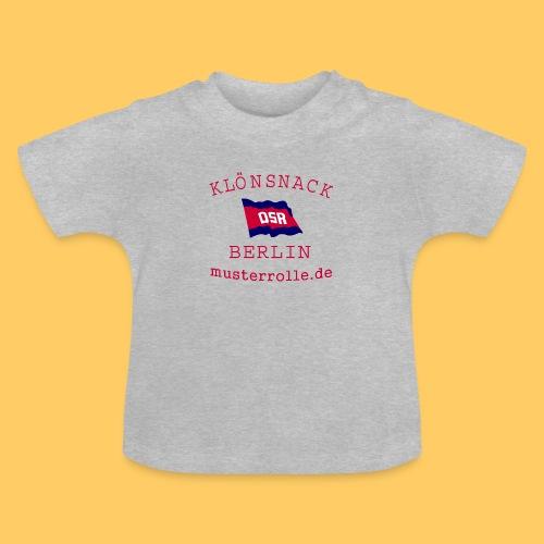 KiB-Logo-gif - Baby T-Shirt