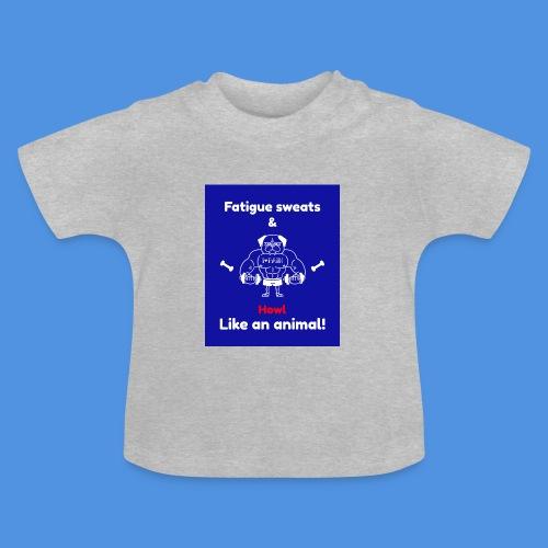 fitness funny - Maglietta per neonato