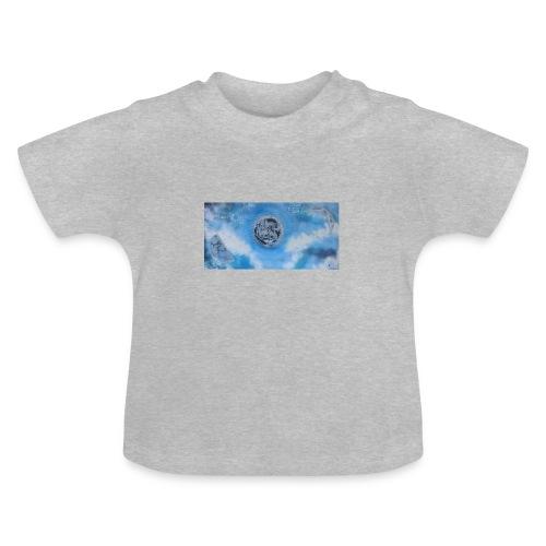La lune dans tous ses etats - T-shirt Bébé