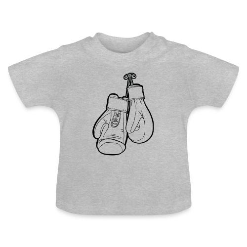 Handschuhe Black - Baby T-Shirt