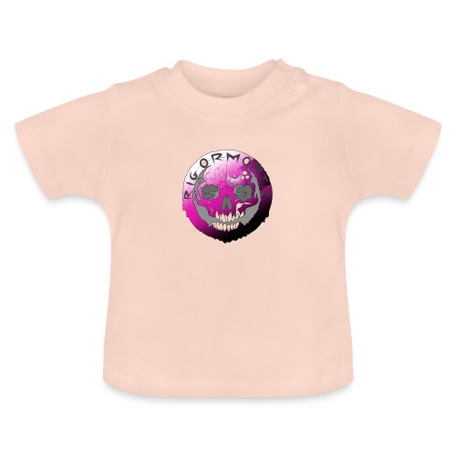 Rigormortiz Purple Design - Baby T-Shirt