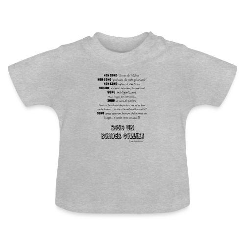 Vero standard Border - Maglietta per neonato