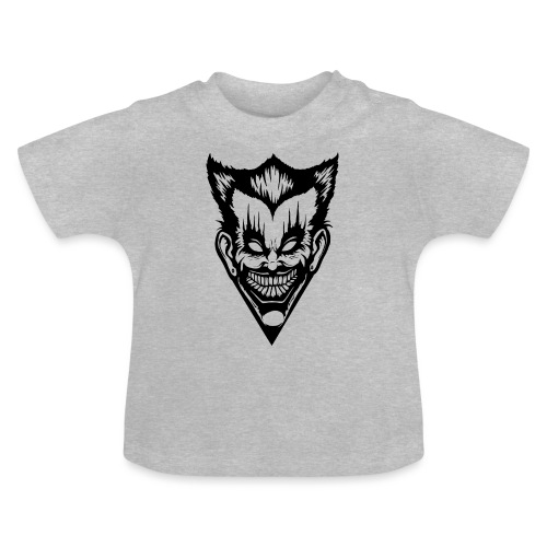 Horror Face - Baby T-Shirt
