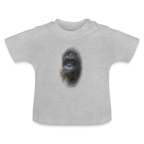 Orang outan - T-shirt Bébé