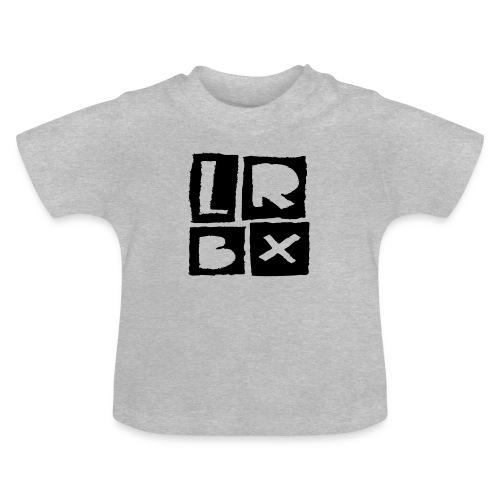 LRBX - La Roulette Bruxelles - Longboard - T-shirt Bébé