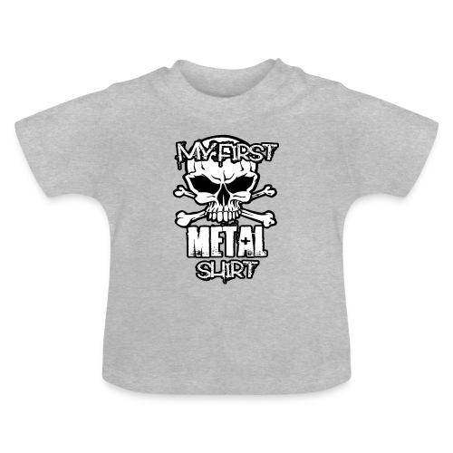 first metal shirt - Baby T-shirt