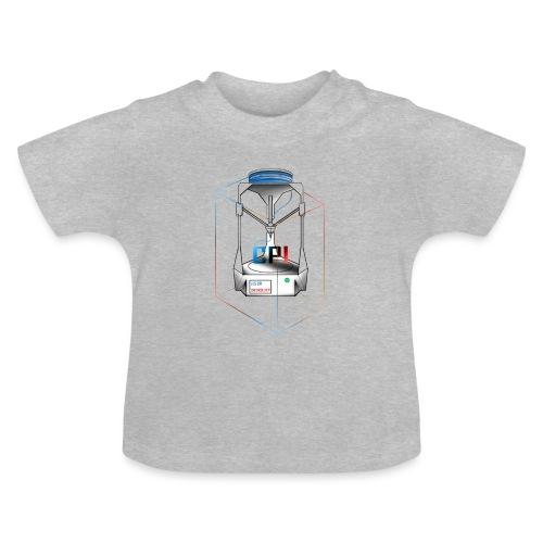 New Logo CPI - T-shirt Bébé