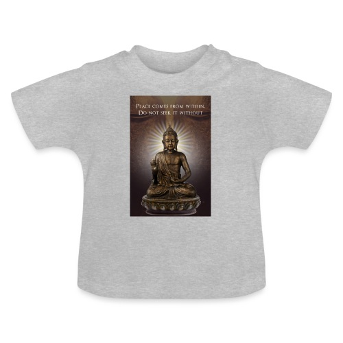 Peace from Within - Baby T-Shirt