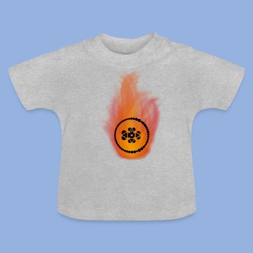 Smell like teen spirit Fire - T-shirt Bébé