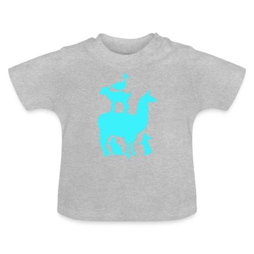 Boerderijdieren - Baby T-shirt