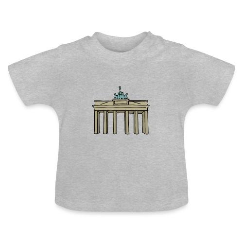 Porte de Brandebourg BERLIN c - T-shirt Bébé