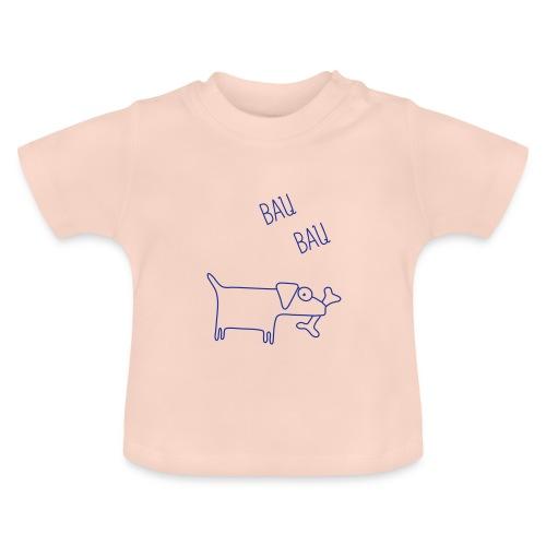 cane1 - Maglietta per neonato