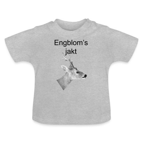 Officiell logo by Engbloms jakt - Baby-T-shirt