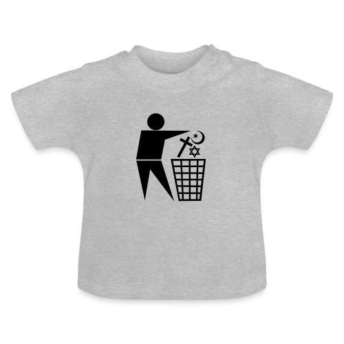 Anti Religion # 1 - Baby T-Shirt