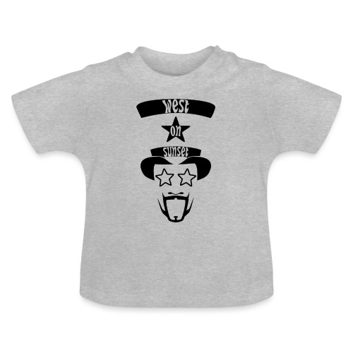 westonsunset_head - Baby T-Shirt