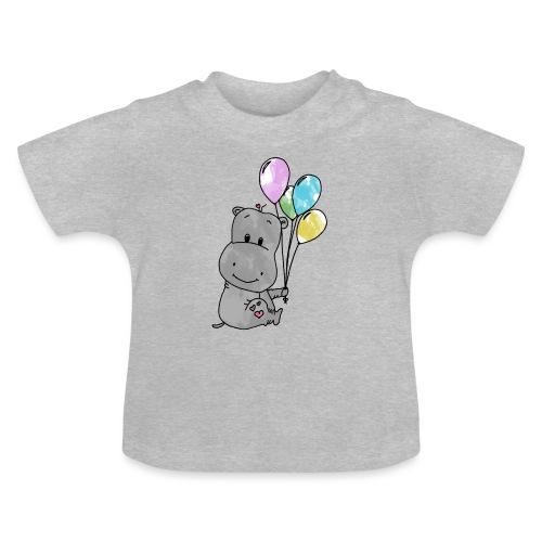 Hippo - Baby T-Shirt