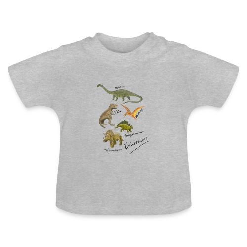 Dinosaurs - Baby T-Shirt