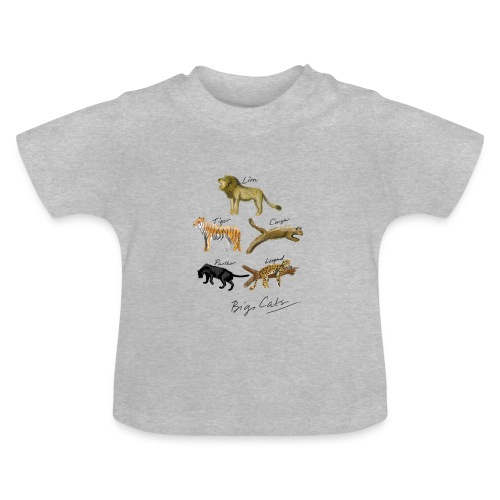 Cats - Baby T-Shirt