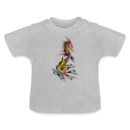 Guitar Dragon - Baby T-Shirt