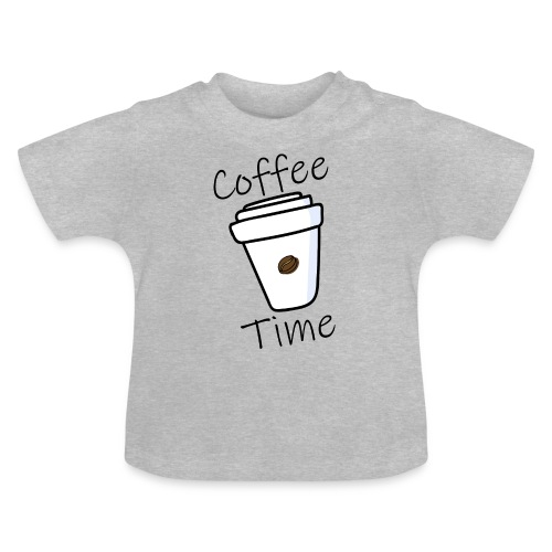 Coffee Time - Baby T-Shirt