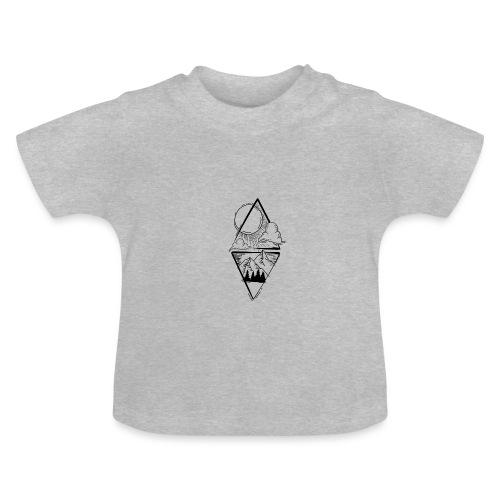 Sun Mountains - Baby T-Shirt