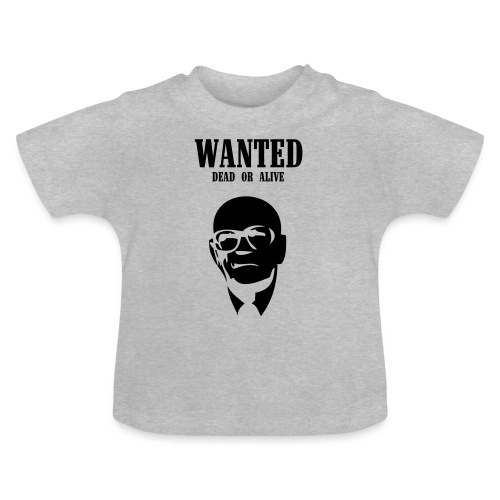 Kekkonen Wanted - Dead or Alive - Vauvan t-paita