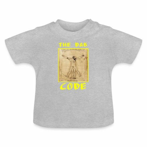 The Dab Code Yellow Two/ Il codice giallo Dab bis - Maglietta per neonato