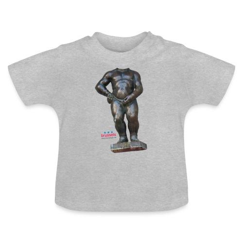 mannekenpis Real Big ♀♂ | 撒尿小童 - T-shirt Bébé