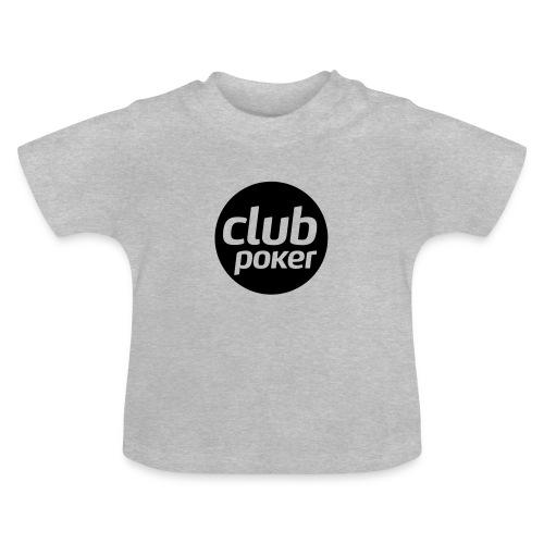 Club Poker Monochrome - T-shirt Bébé