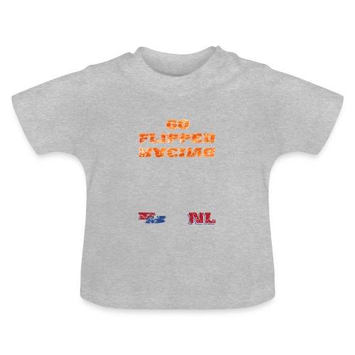 Flipped Racing, Go Flipped Racing - Baby T-Shirt