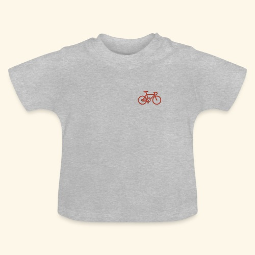 Rennrad, Race-Bike, Velo - Baby T-Shirt