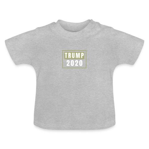 TRUMP 2020 - Koszulka niemowlęca