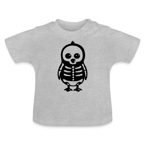 Pingouin Squelette - T-shirt Bébé