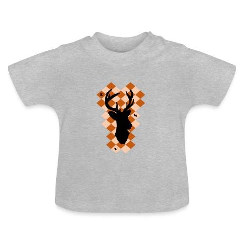 DeerSquare - Vauvan t-paita